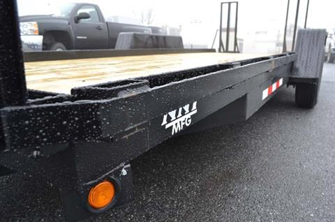 2020 TWF MFG 7X20 NNT Equipment Trailer 12K in Harrisburg, Pennsylvania - Photo 8
