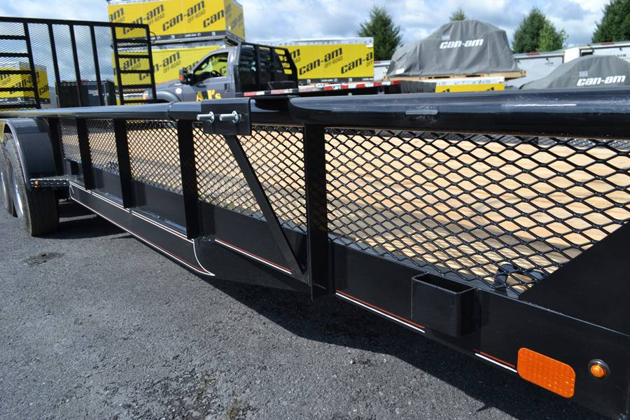 2019 Diamond C 24X82 14TUT-Utility Trailer DV-MESH in Harrisburg, Pennsylvania - Photo 3