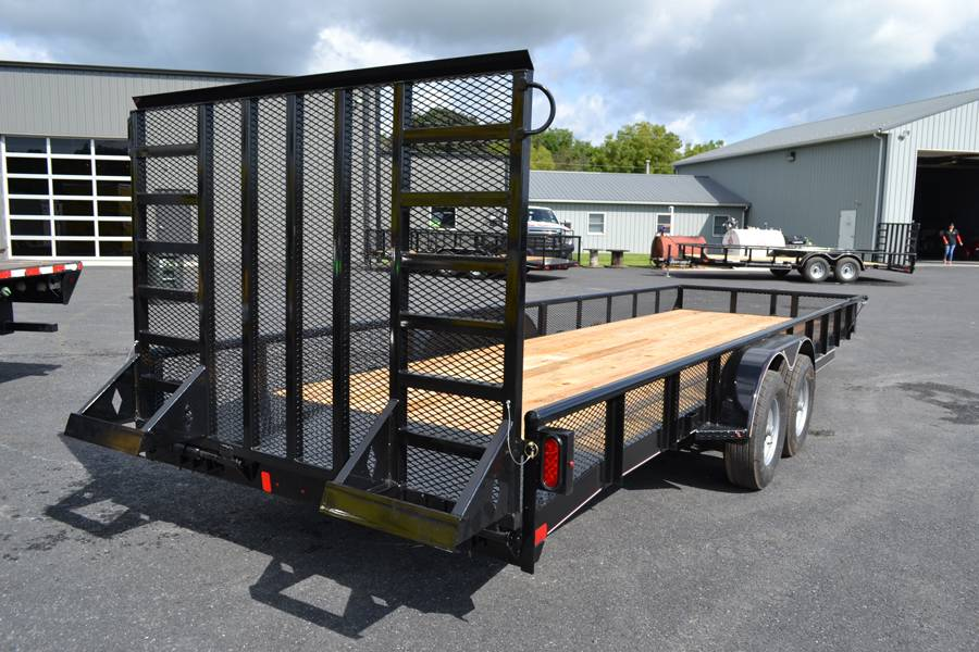 2019 Diamond C 24X82 14TUT-Utility Trailer DV-MESH in Harrisburg, Pennsylvania - Photo 6