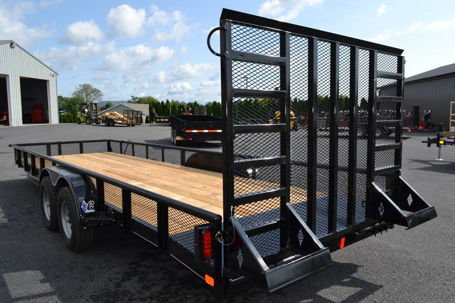 2019 Diamond C 24X82 14TUT-Utility Trailer DV-MESH in Harrisburg, Pennsylvania - Photo 7