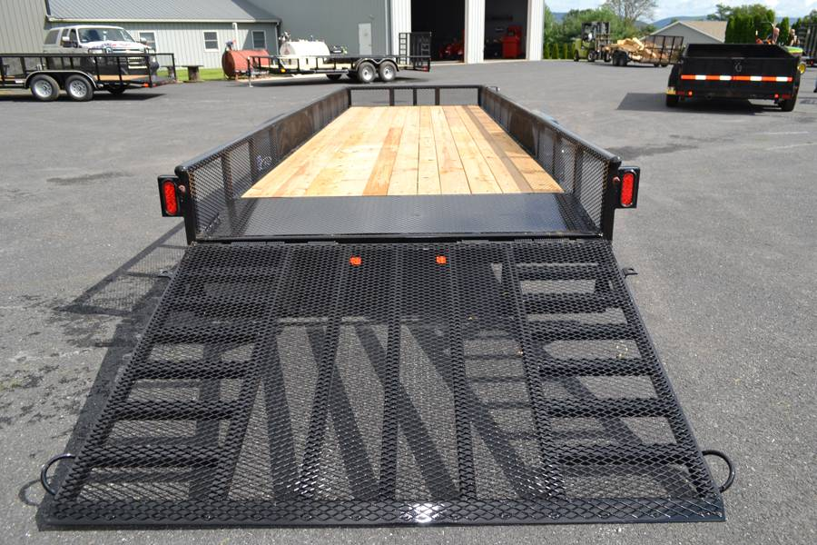 2019 Diamond C 24X82 14TUT-Utility Trailer DV-MESH in Harrisburg, Pennsylvania - Photo 9