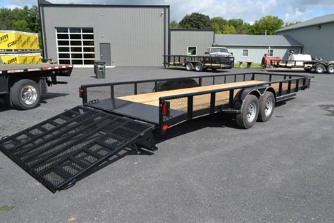 2019 Diamond C 24X82 14TUT-Utility Trailer DV-MESH in Harrisburg, Pennsylvania - Photo 10