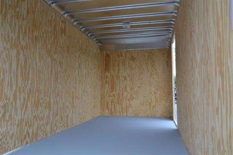"2021 Car Mate Trailers 7x16 Enclosed Cargo Trailer Ramp +12"" in Harrisburg, Pennsylvania - Photo 11"