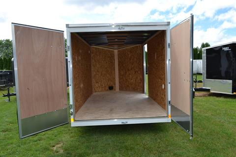 2020 Look Trailers 7X12 STDLX Cargo Trailer Double Door +6 in Harrisburg, Pennsylvania - Photo 15