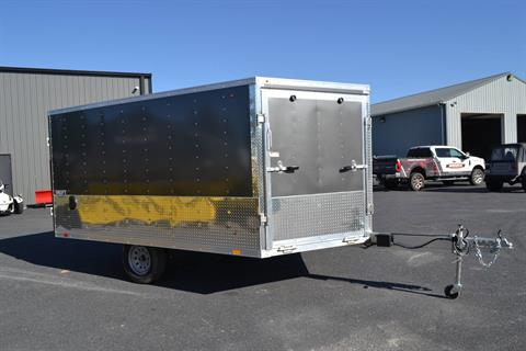 2020 Look Trailers 8.5x12 AEDFT Drift Aluminum Enclosed Snowmobile Trailer 3.5K in Harrisburg, Pennsylvania - Photo 3