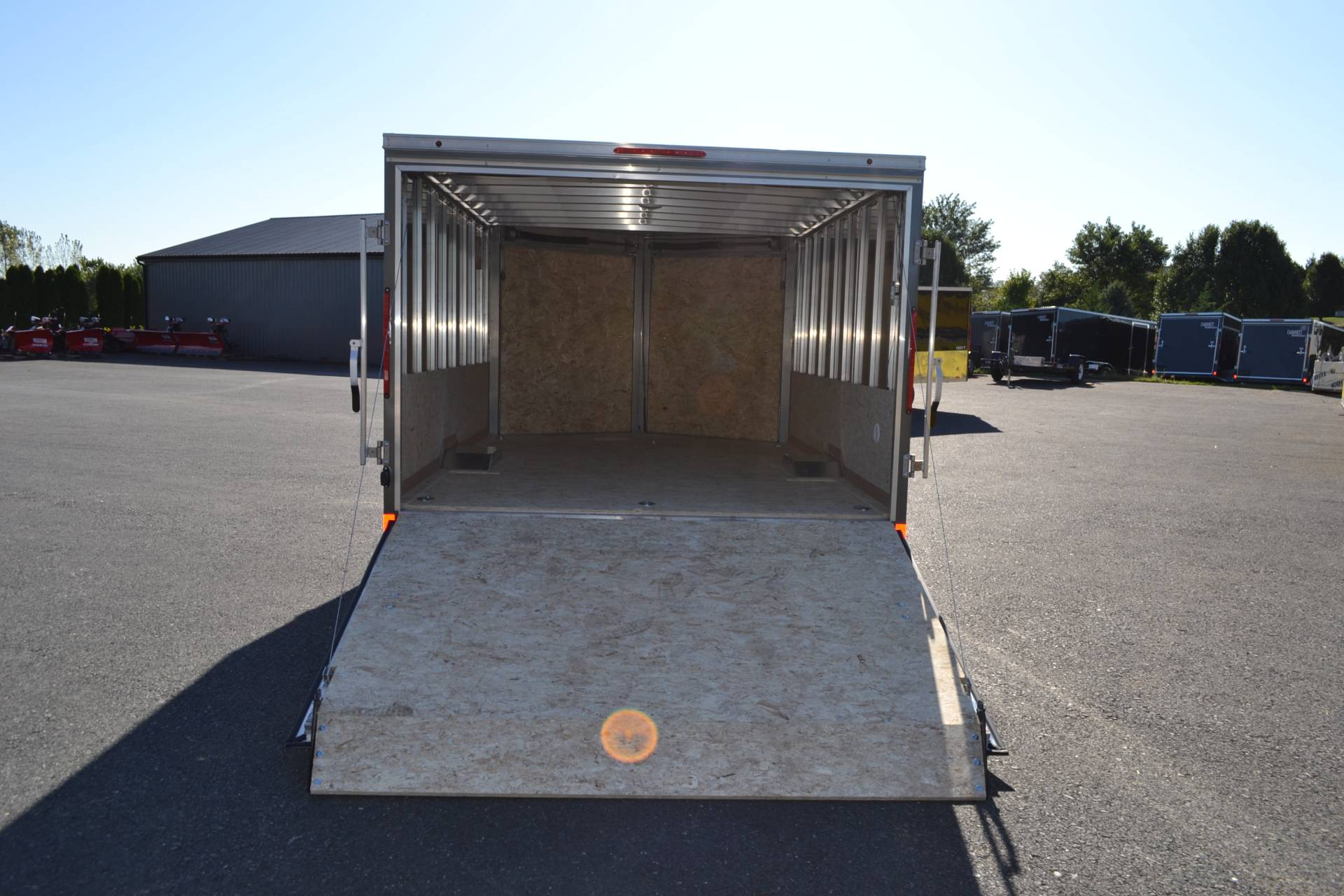 2020 Look Trailers 8.5x12 AEDFT Drift Aluminum Enclosed Snowmobile Trailer 3.5K in Harrisburg, Pennsylvania - Photo 9