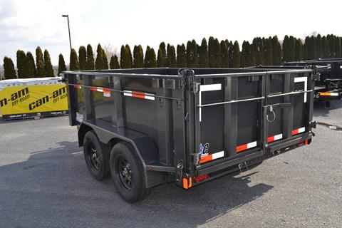 2020 Diamond C 10X60 EDG Dump Trailer 7K- 32HS in Harrisburg, Pennsylvania - Photo 7