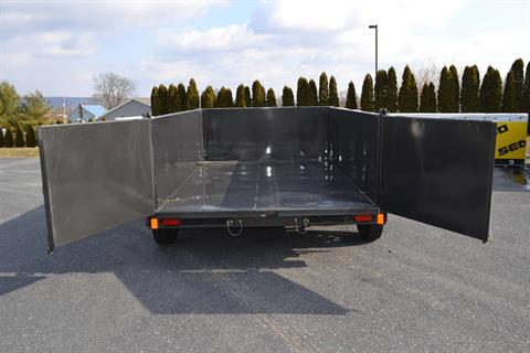 2020 Diamond C 10X60 EDG Dump Trailer 7K- 32HS in Harrisburg, Pennsylvania - Photo 9