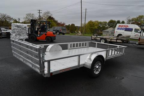 2022 Primo 82x12 Single Axle ATV Side Load ATV Ramps in Harrisburg, Pennsylvania - Photo 8