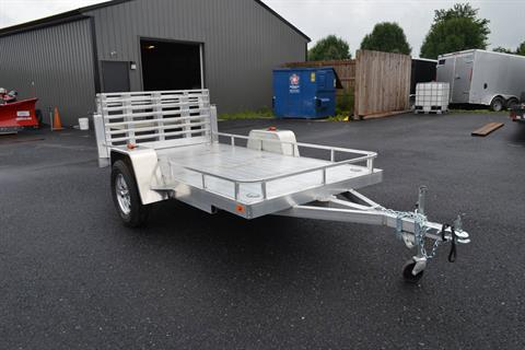 2020 AJ'S  5X10 Aluminum Utility Trailer in Harrisburg, Pennsylvania - Photo 4