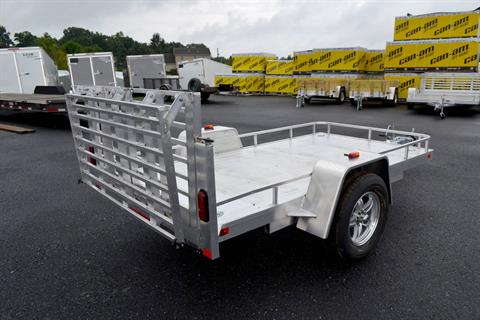 2020 AJ'S  5X10 Aluminum Utility Trailer in Harrisburg, Pennsylvania - Photo 9