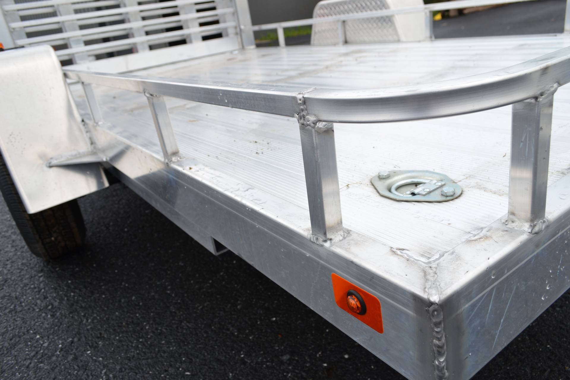 2020 AJ'S  5X10 Aluminum Utility Trailer in Harrisburg, Pennsylvania - Photo 11