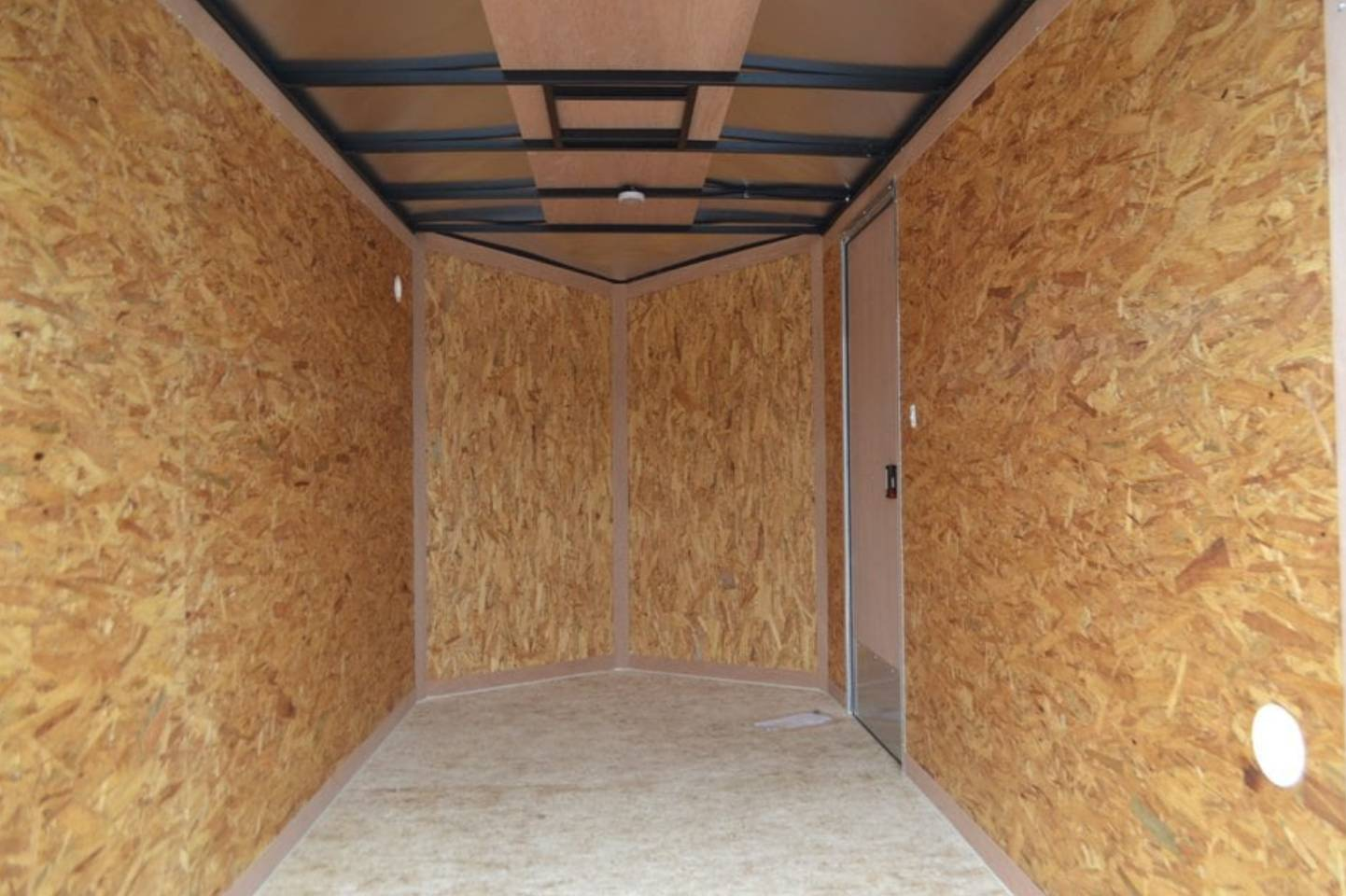 2020 Look Trailers 6X12 STDLX Cargo Trailer Double Door +6 in Harrisburg, Pennsylvania - Photo 5