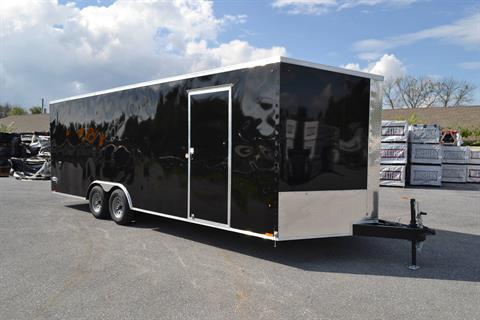 2020 Look Trailers 8.5X24 EWLC Cargo Trailer Ramp ET-10K+6 in Harrisburg, Pennsylvania - Photo 3