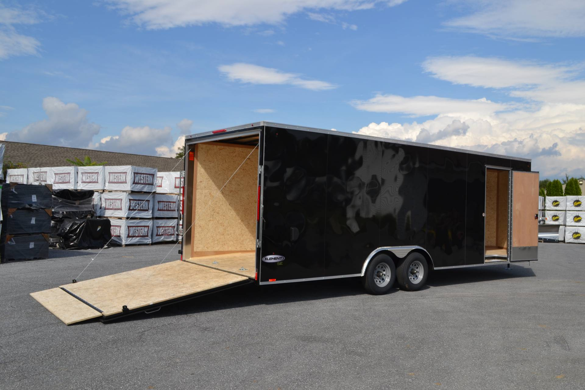 2020 Look Trailers 8.5X24 EWLC Cargo Trailer Ramp ET-10K+6 in Harrisburg, Pennsylvania - Photo 14