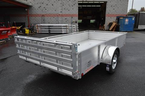 2021 Primo 72x12 Single Axle Utility - 16 High Solid Side in Harrisburg, Pennsylvania - Photo 6