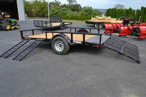 2020 Diamond C 12x82 PSA ATV Trailer DV PT 5K in Harrisburg, Pennsylvania - Photo 14