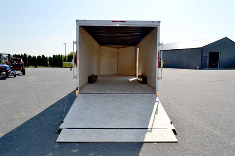 2020 Look Trailers 8.5X24 EWLC Cargo Trailer Ramp ET-10K+6 in Harrisburg, Pennsylvania - Photo 13