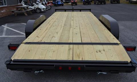 2019 TWF MFG 7X20 NNT Car Hauler Trailer 10K in Harrisburg, Pennsylvania - Photo 2