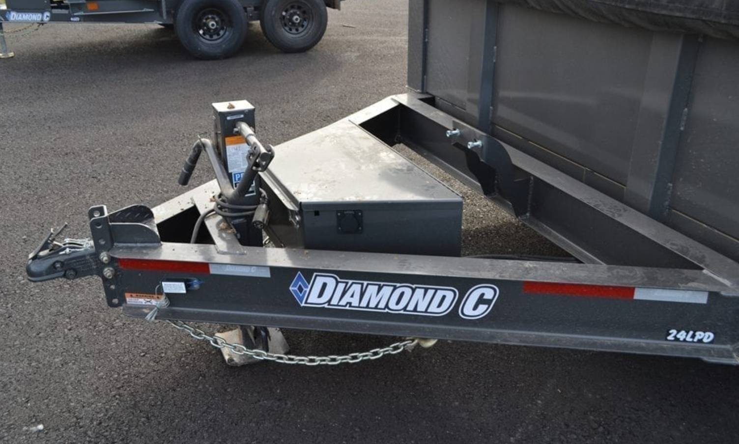 2018 Diamond C 14X82 24LPD Dump Trailer 32HS in Harrisburg, Pennsylvania - Photo 10