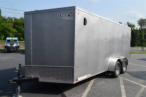 2020 Look Trailers 7X16 STDLX Cargo Trailer Double Door in Harrisburg, Pennsylvania - Photo 1