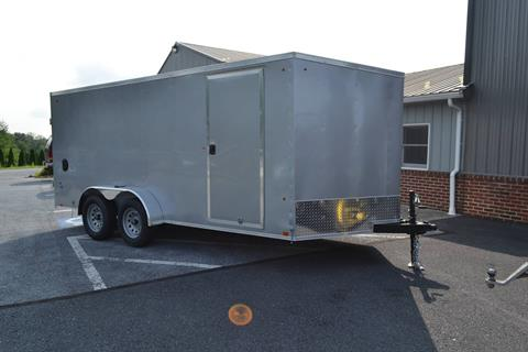 2020 Look Trailers 7X16 STDLX Cargo Trailer Double Door in Harrisburg, Pennsylvania - Photo 3