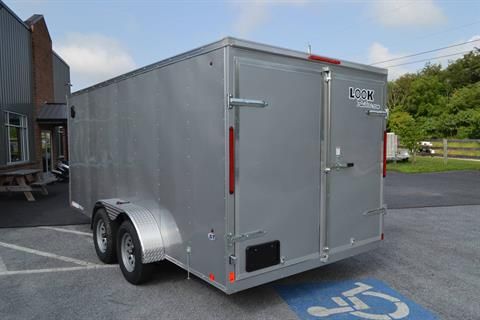 2020 Look Trailers 7X16 STDLX Cargo Trailer Double Door in Harrisburg, Pennsylvania - Photo 6