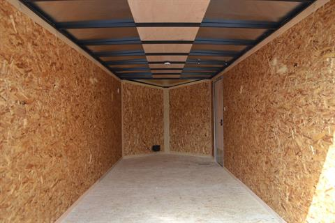 2020 Look Trailers 7X16 STDLX Cargo Trailer Double Door in Harrisburg, Pennsylvania - Photo 8