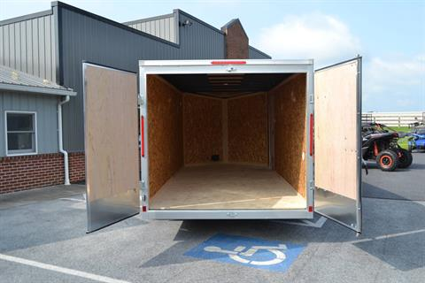 2020 Look Trailers 7X16 STDLX Cargo Trailer Double Door in Harrisburg, Pennsylvania - Photo 11