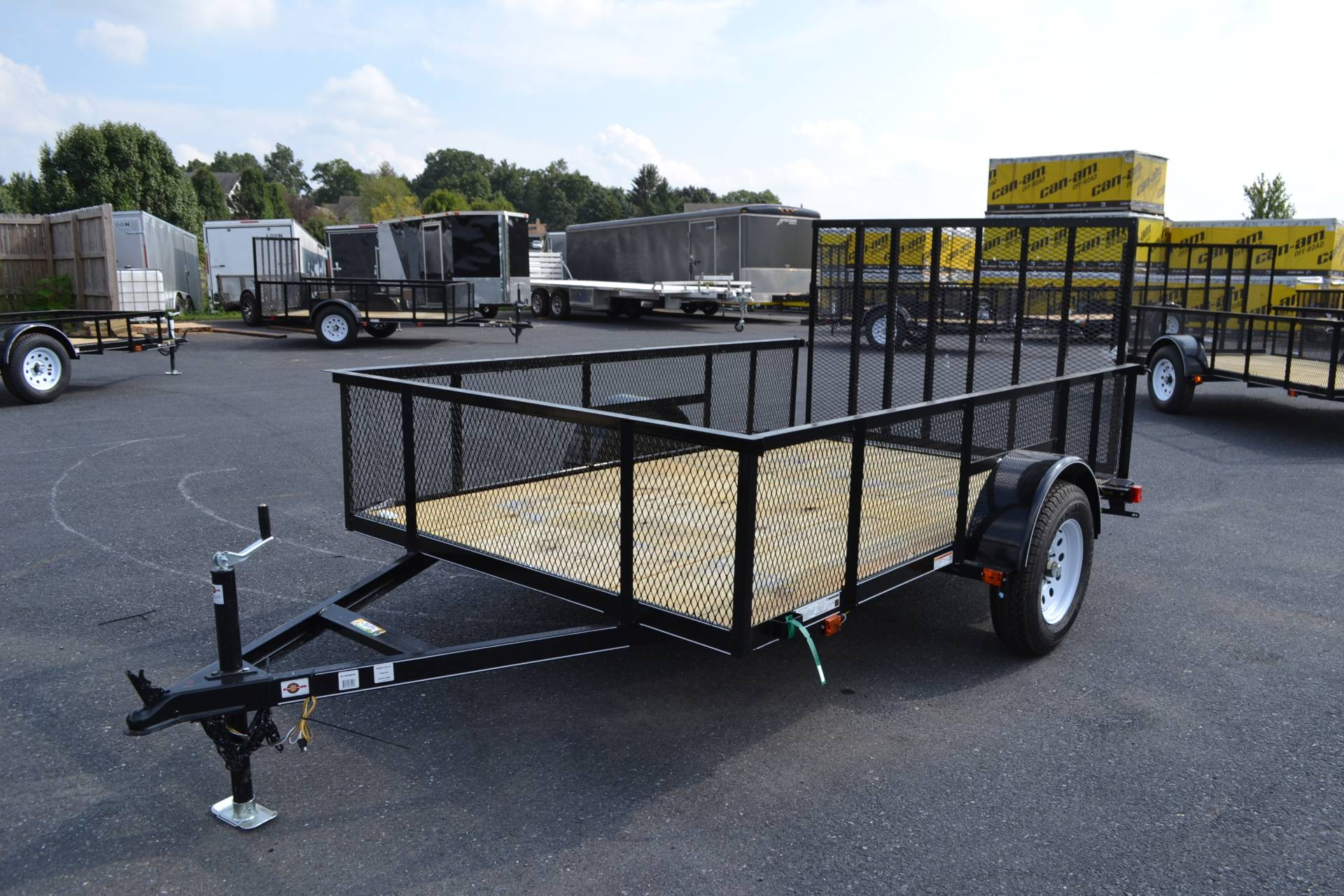 2020 Carry-On Trailers 6x10 Utility Trailer 3K HS in Harrisburg, Pennsylvania - Photo 1