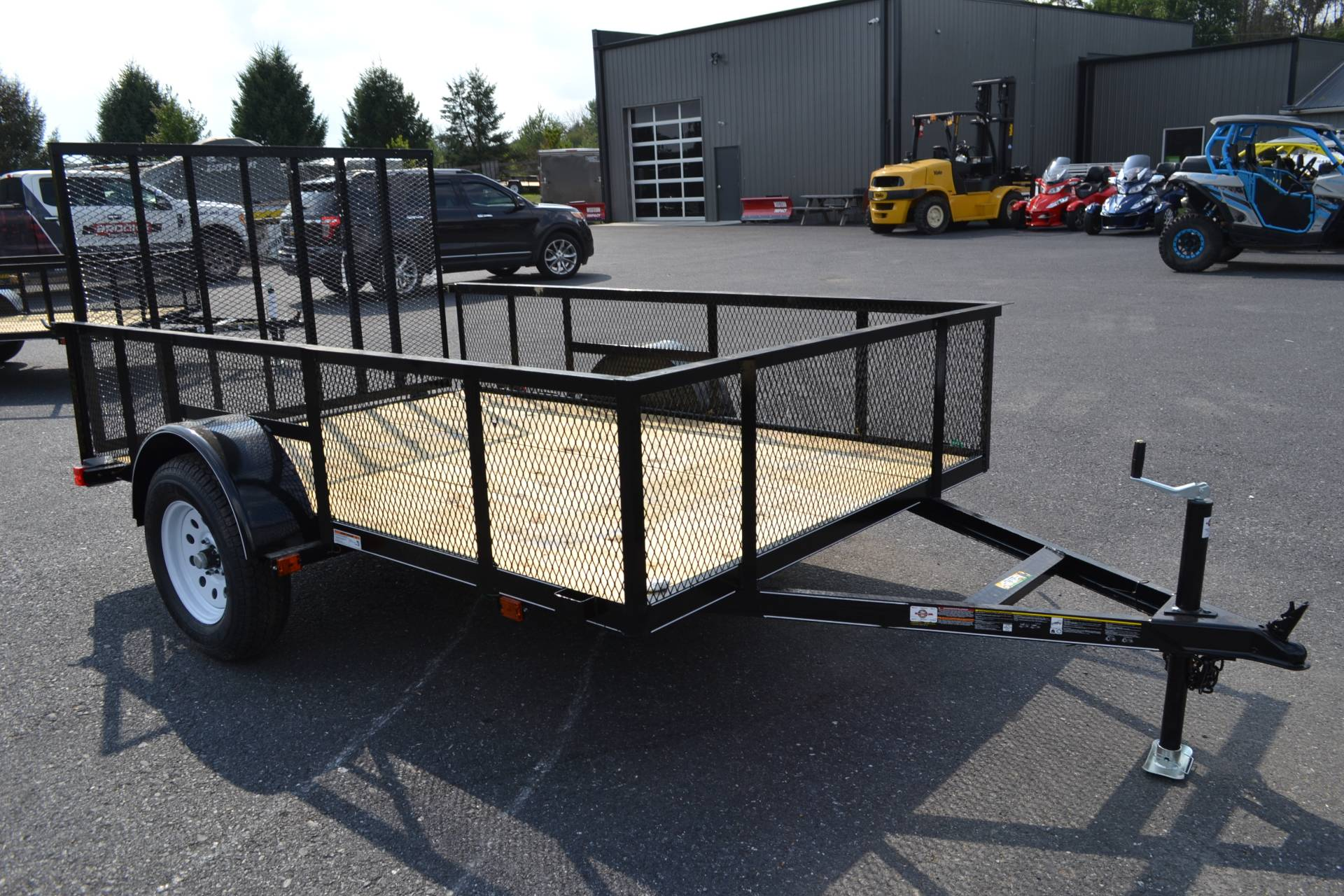 2020 Carry-On Trailers 6x10 Utility Trailer 3K HS in Harrisburg, Pennsylvania - Photo 3