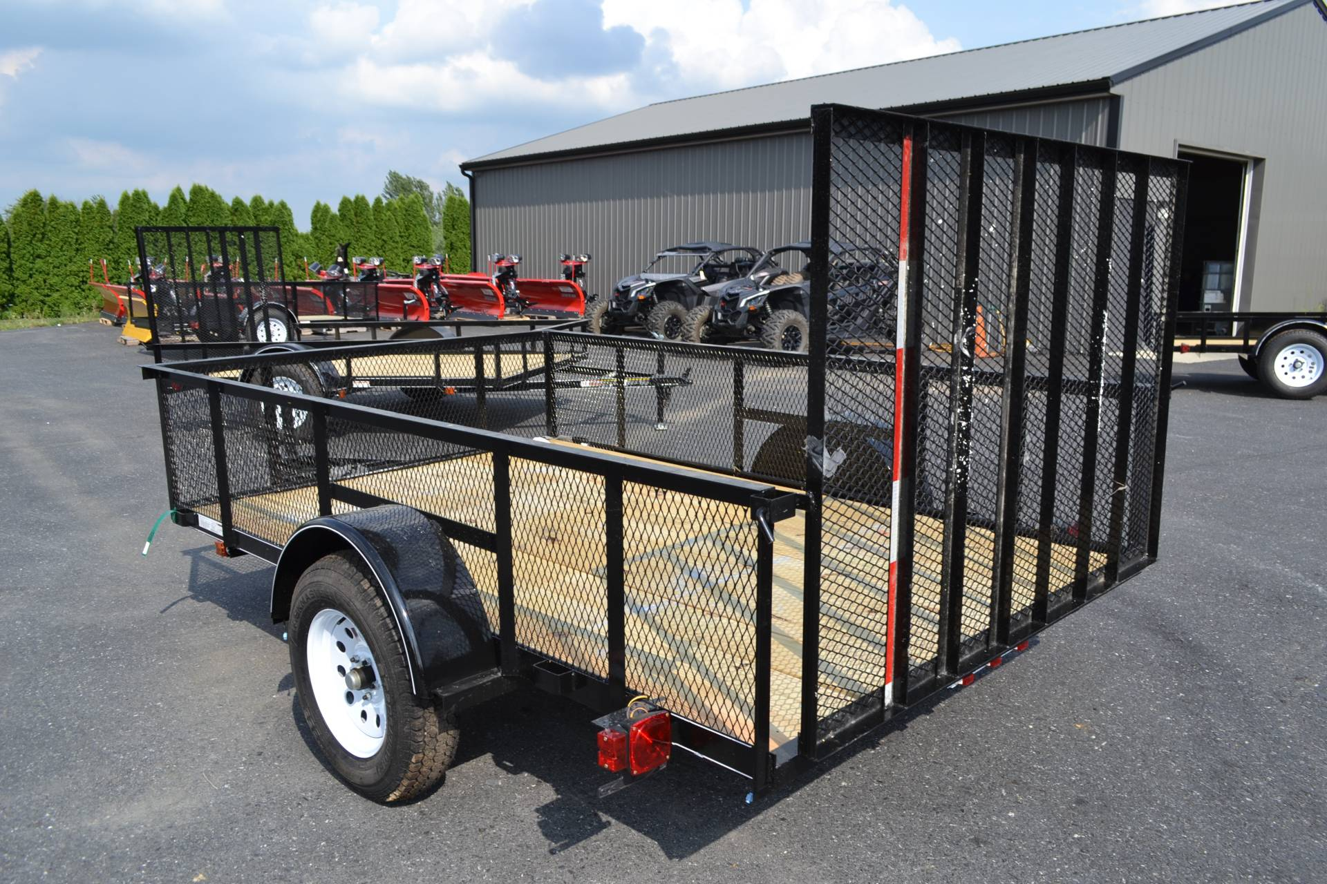 2020 Carry-On Trailers 6x10 Utility Trailer 3K HS in Harrisburg, Pennsylvania - Photo 7
