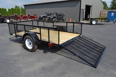 2020 Carry-On Trailers 6x10 Utility Trailer 3K HS in Harrisburg, Pennsylvania - Photo 9