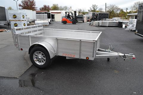 2021 Primo 60x8 Single Axle Utility – 16 High Solid Side in Harrisburg, Pennsylvania - Photo 7