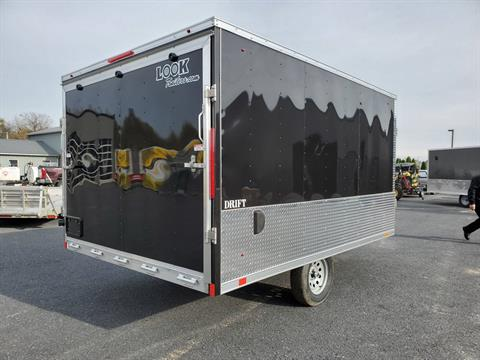 2020 Look Trailers 8.5X12+6 LASJA Drift Aluminum Enclosed Snowmobile Trailer 3.5K in Harrisburg, Pennsylvania - Photo 6