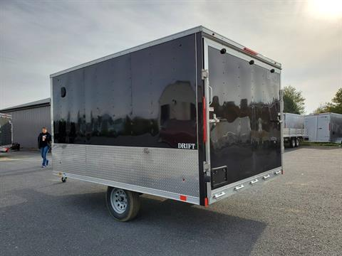 2020 Look Trailers 8.5X12+6 LASJA Drift Aluminum Enclosed Snowmobile Trailer 3.5K in Harrisburg, Pennsylvania - Photo 7