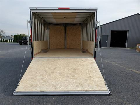 2020 Look Trailers 8.5X12+6 LASJA Drift Aluminum Enclosed Snowmobile Trailer 3.5K in Harrisburg, Pennsylvania - Photo 8