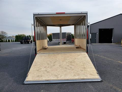 2020 Look Trailers 8.5X12+6 LASJA Drift Aluminum Enclosed Snowmobile Trailer 3.5K in Harrisburg, Pennsylvania - Photo 15