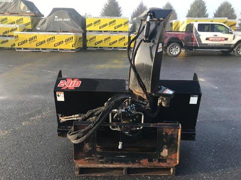 USED UNITS EZ Snow-Away™ - Utility Hydraulic Snowblower in Harrisburg, Pennsylvania - Photo 2