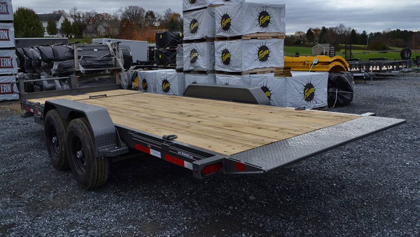 2019 Diamond C 20X82 45HDT Equipment Trailer in Harrisburg, Pennsylvania - Photo 2