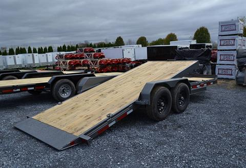 2019 Diamond C 20X82 45HDT Equipment Trailer in Harrisburg, Pennsylvania - Photo 4
