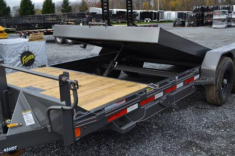 2019 Diamond C 20X82 45HDT Equipment Trailer in Harrisburg, Pennsylvania - Photo 5