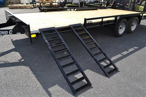 2018 Diamond C 16X98 47MD ATV Utility Trailer in Harrisburg, Pennsylvania - Photo 3