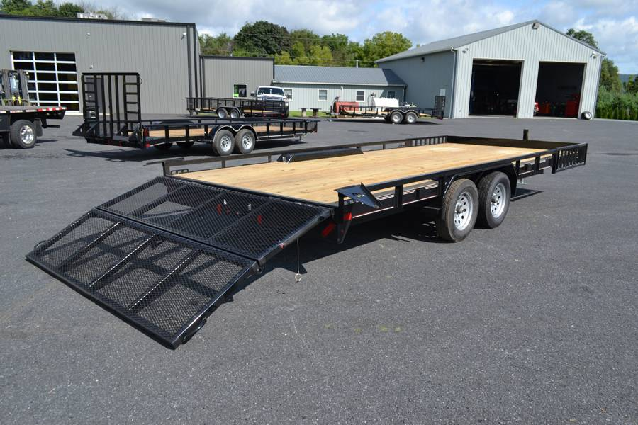 2018 Diamond C 16X98 47MD ATV Utility Trailer in Harrisburg, Pennsylvania - Photo 5