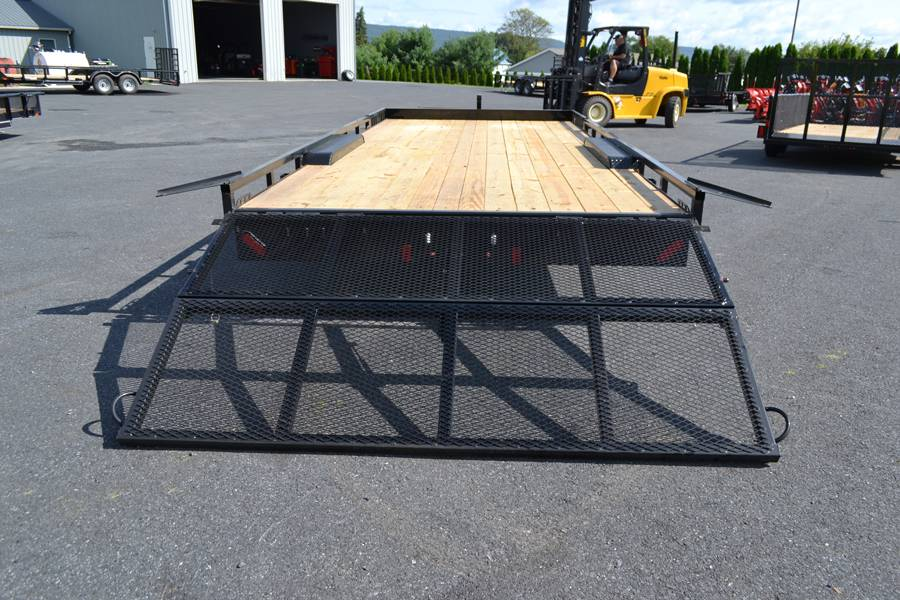 2018 Diamond C 16X98 47MD ATV Utility Trailer in Harrisburg, Pennsylvania - Photo 6