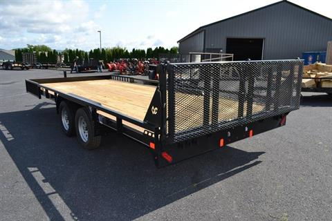 2018 Diamond C 16X98 47MD ATV Utility Trailer in Harrisburg, Pennsylvania - Photo 8