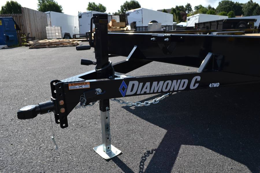 2018 Diamond C 16X98 47MD ATV Utility Trailer in Harrisburg, Pennsylvania - Photo 13
