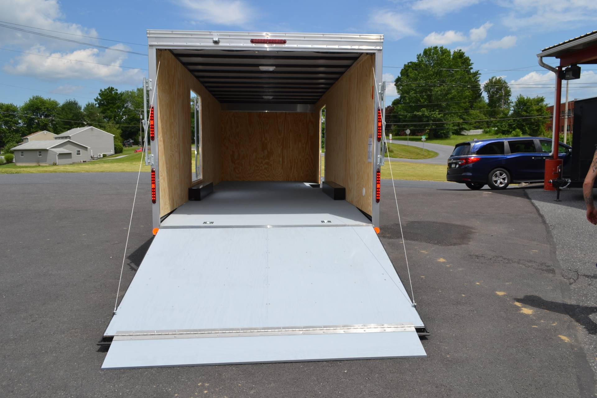 2020 Car Mate Trailers 8x24 Custom Car Trailer 10K -GD in Harrisburg, Pennsylvania - Photo 3