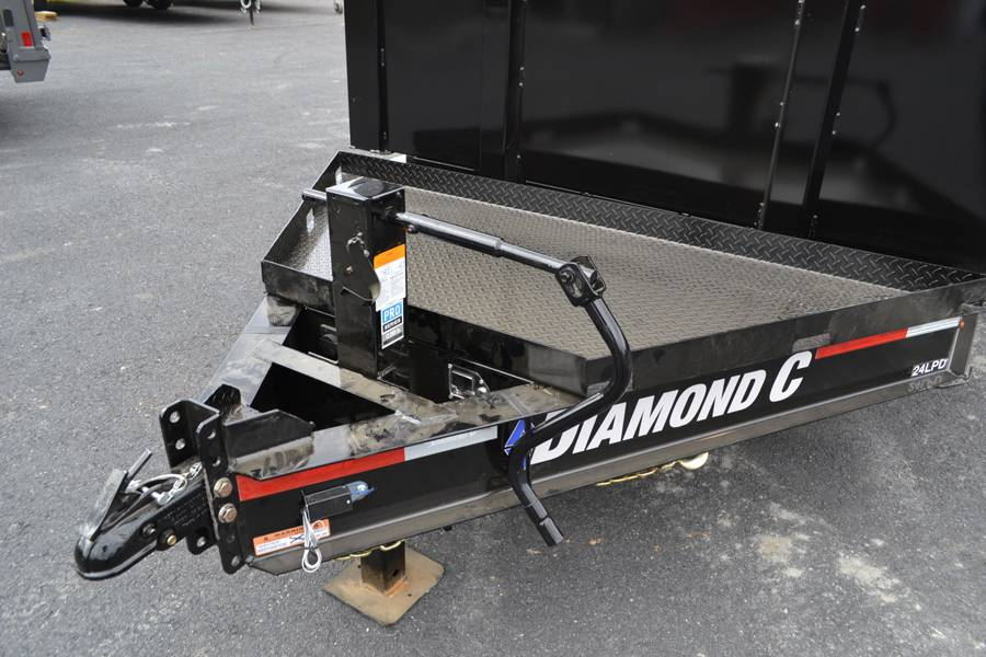 2018 Diamond C 14X82 24LPD Dump Trailer 44HS* in Harrisburg, Pennsylvania - Photo 3