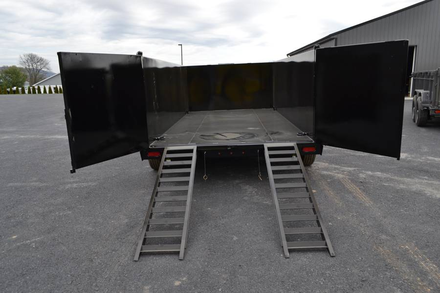 2018 Diamond C 14X82 24LPD Dump Trailer 44HS* in Harrisburg, Pennsylvania - Photo 14